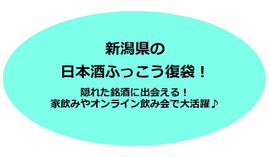 新潟県の日本酒ふっこう復袋