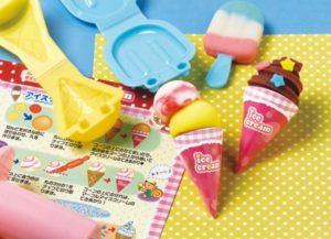 アイスクリーム屋さんセット